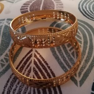 Bangle taille 2/10