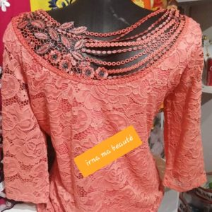 Body corail taille 5